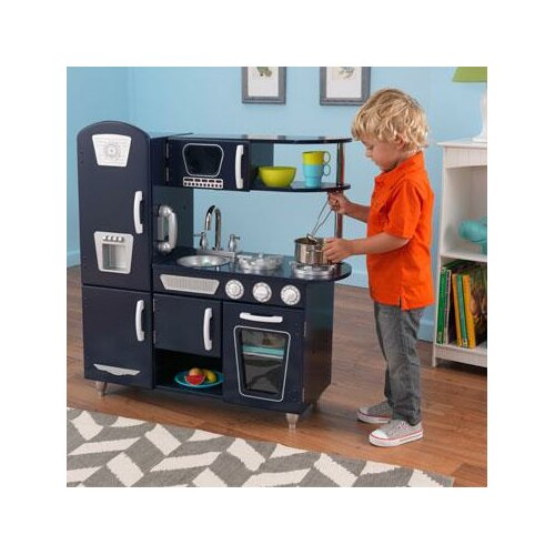 KidKraft Blue Vintage Kitchen II & Reviews