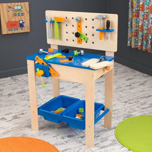 KidKraft Deluxe Workbench