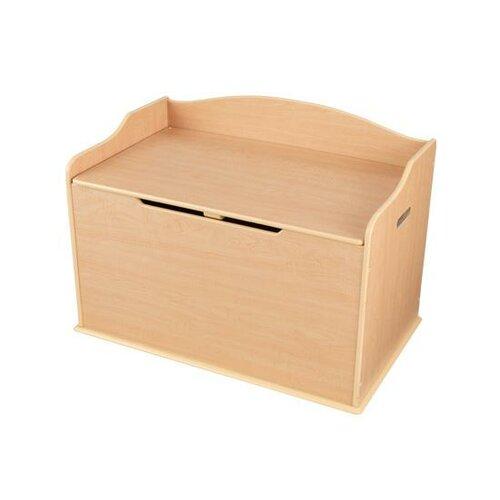KidKraft Austin Toy Box in Natural
