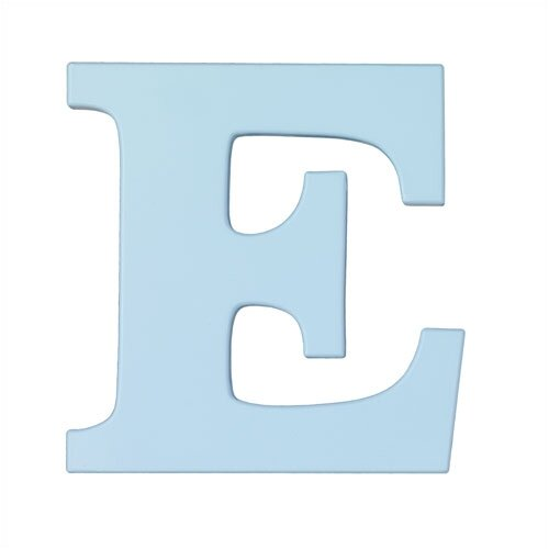 kidkraft wooden letter e hanging initials reviews