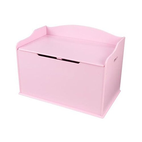 KidKraft Austin Toy Box in Pink