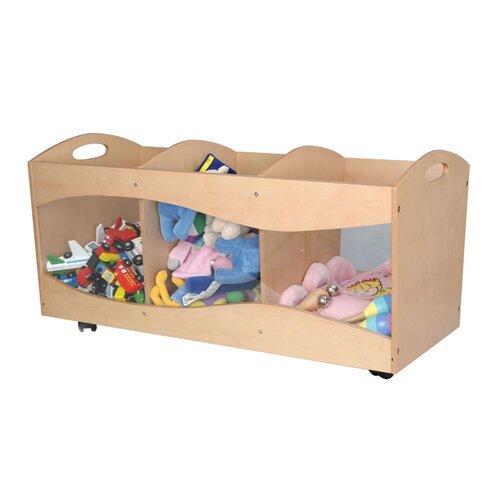 KidKraft See - Thru Toy Bin