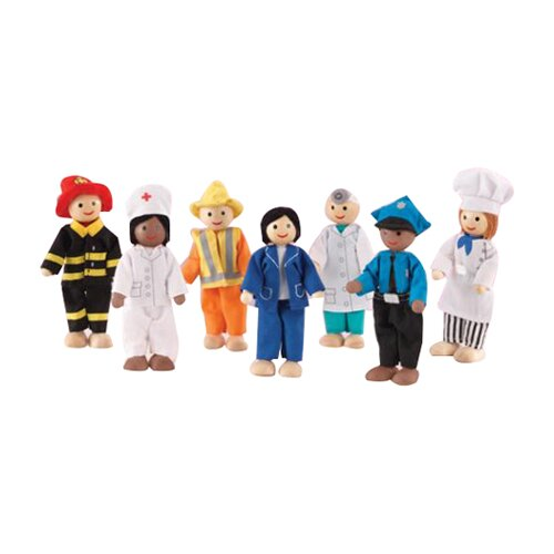 KidKraft Professional Doll Set