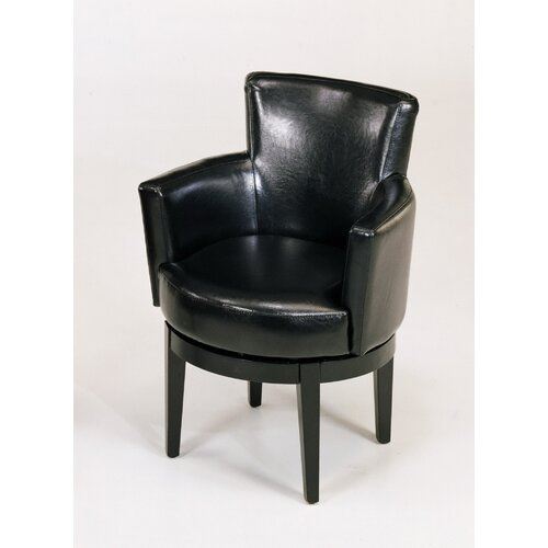 Armen Living Leather Chair