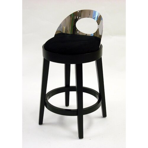 "Armen Living Vista 30"" Stationary Barstool"