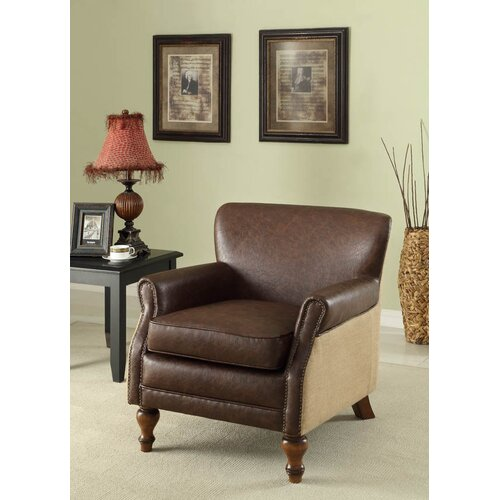 Armen Living Professor Club Chair