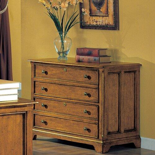 Wynwood Furniture Halton Hills 2-Drawer  File
