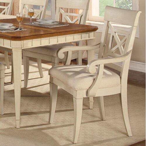 Wynwood Furniture Garden Walk Arm Chair