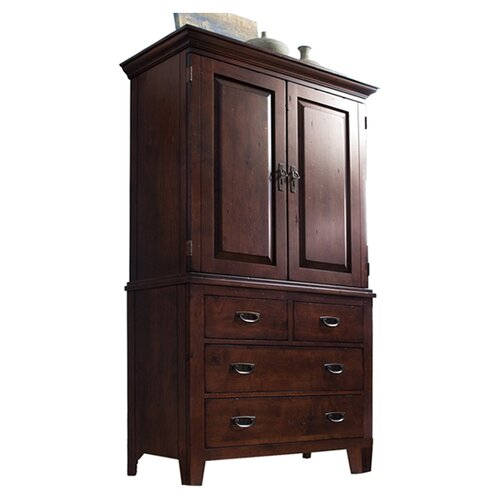 Kincaid Stonewater Four Drawer Armoire