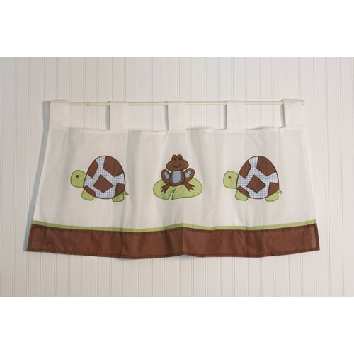 Pam Grace Creations Mr. and Mrs. Pond 10 Piece Crib Bedding Set