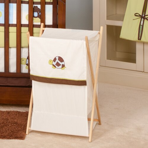 Pam Grace Creations Mr. and Mrs. Pond 10 Piece Crib Bedding Set
