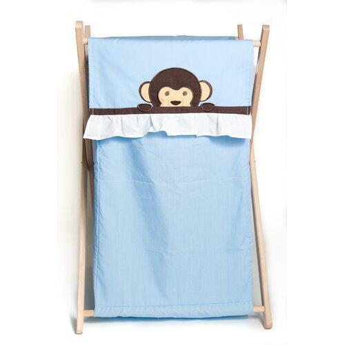 Maddox Monkey Laundry Hamper
