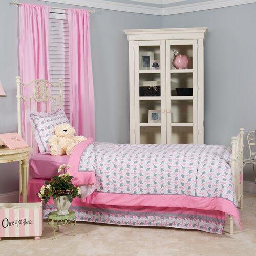 Sassy Safari Twin Bedding Set