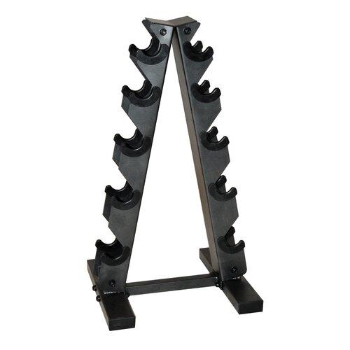 Cap Barbell A-Frame Dumbbell Rack