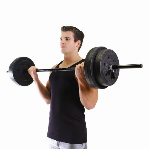 Cap Barbell 100 lb Vinyl Weight Set