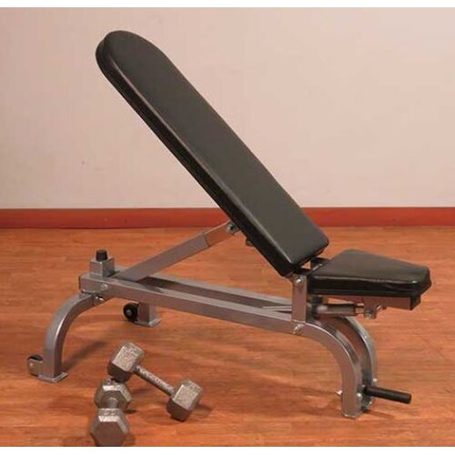 Yukon Fitness Commercial Exercise Utility Bench
