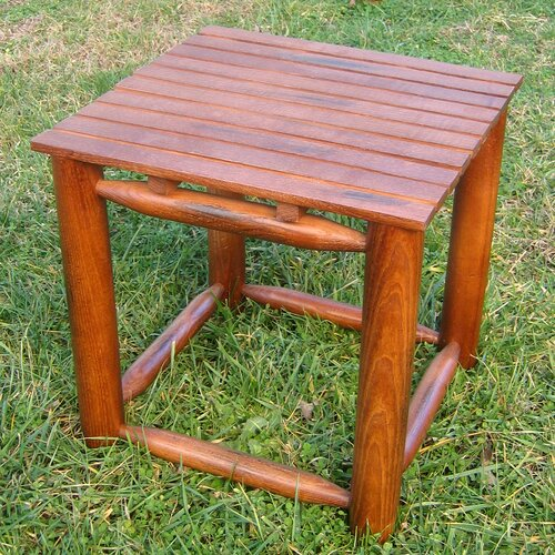 Dixie Seating Company Bob Timberlake Lodge Side Table