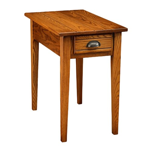 Leick Furniture Favorite Finds Bin Pull Chairside Table