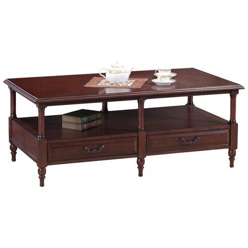 Leick Furniture Claridge Coffee Table