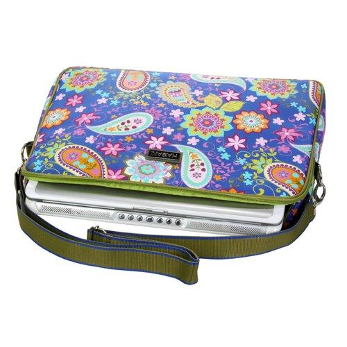 Hadaki Cobalt Paisley Laptop Sleeve