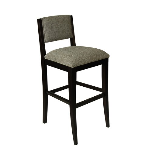 Carolina Accents Soho Bar Stool with Cushion