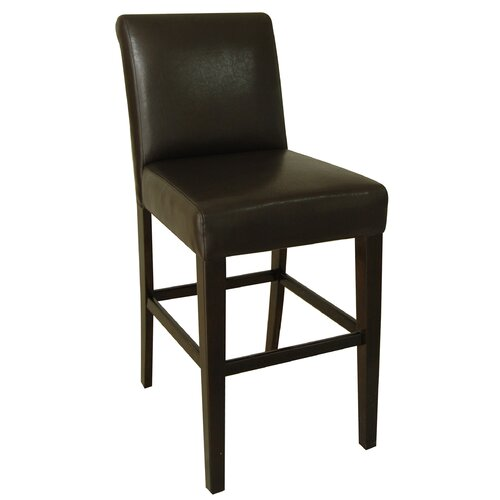 Carolina Accents Tavern Bar Stool with Cushion