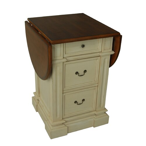 Carolina Accents Avondale Kitchen Island