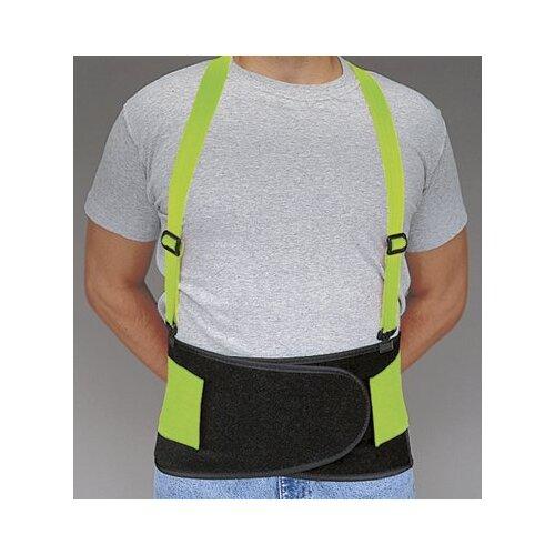 Allegro Allegro - Economy Hi-Viz Back Supports Econ. Hi-Viz Back Support Belt - Small: 037-7178-01 - econ. hi-viz back support belt - small