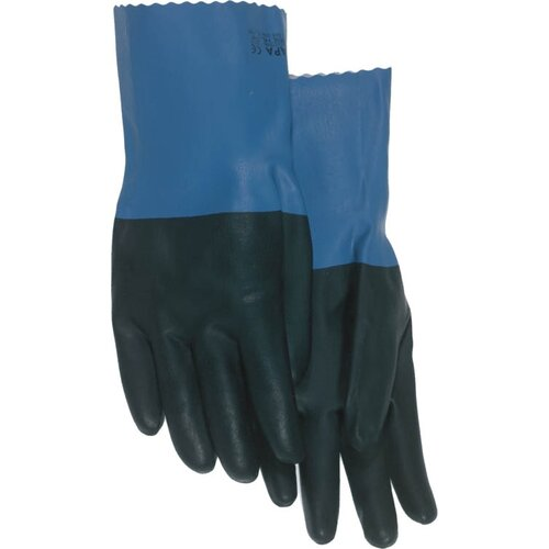 Boss Manufacturing Company Supported Neoprene Coated Chemical Gloves