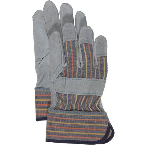 Boss Manufacturing Company Kid's Split Leather Palm Gloves