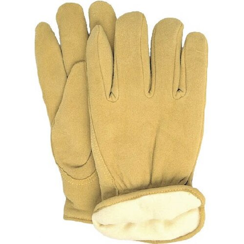 Boss Manufacturing Company  Premium Lined Deerskin Gloves