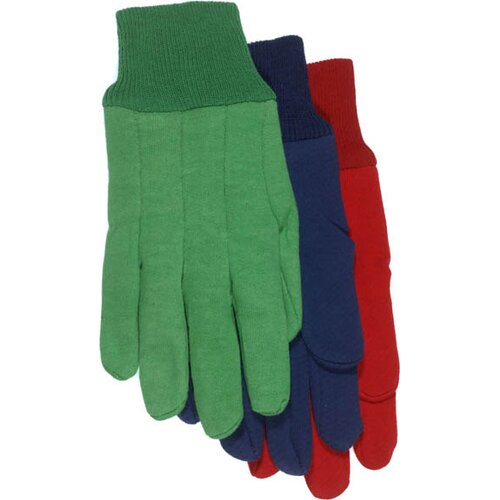 Boss Manufacturing Company Children's Assorted Jersey Gloves