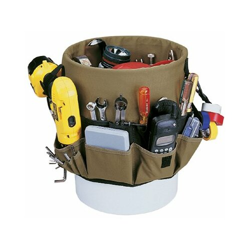 CLC Custom Leather Craft Bucket Organizers