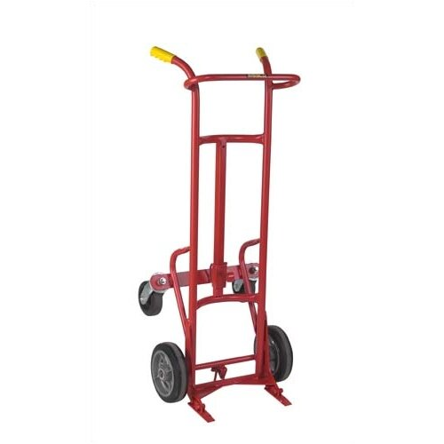 Wesco Manufacturing Ergonomic Drum Hand Truck