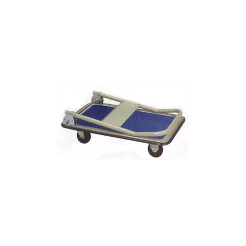 Wesco Manufacturing Deluxe Folding Handle Platform Dolly