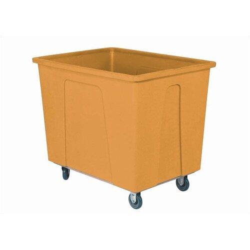 Wesco Manufacturing Plastic Box Truck