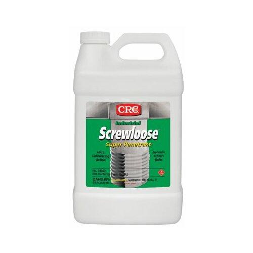 Crc Screwloose® Super Penetrants - 1 gallon screwloose super penetrant