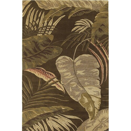 Havana Mocha Rainforest Rug