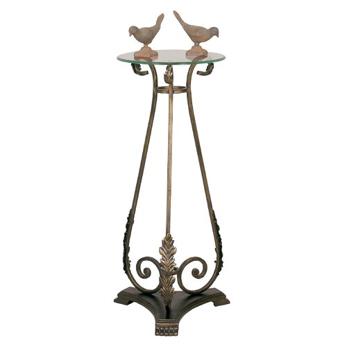 Passport Furniture Perugia Pedestal Plant Stand
