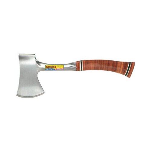 Estwing Sportsman's Axes - sportsman's axe leather grip