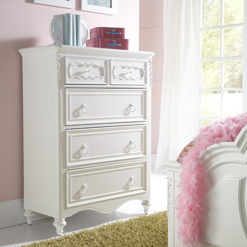 Sweet Heart 5 Drawer Chest