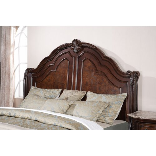 Edington Sleigh Headboard