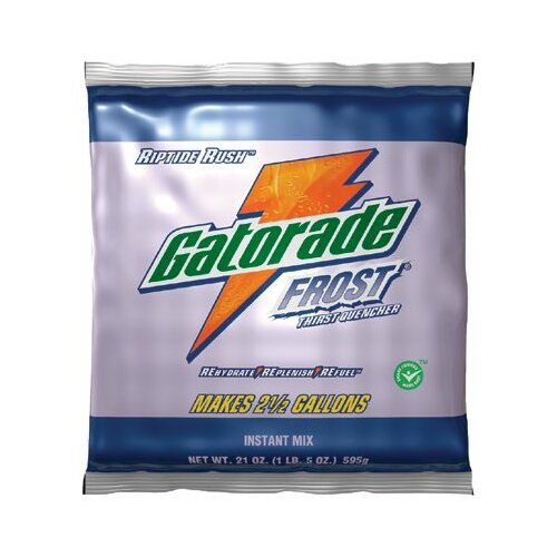 Gatorade Gatorade® Instant Powder - 1 gal riptide rush powder drink mis 40/cs