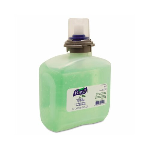 Gojo Purell Advanced Tfx Gel Instant Hand Sanitizer Refill with Aloe - 1200 ml