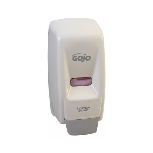 Gojo Dispensers - 800ml lotion soap dispenser white