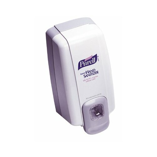 Gojo NXT SPACE SAVER™ Dispensers - purell nxt space saver dispenser-grey