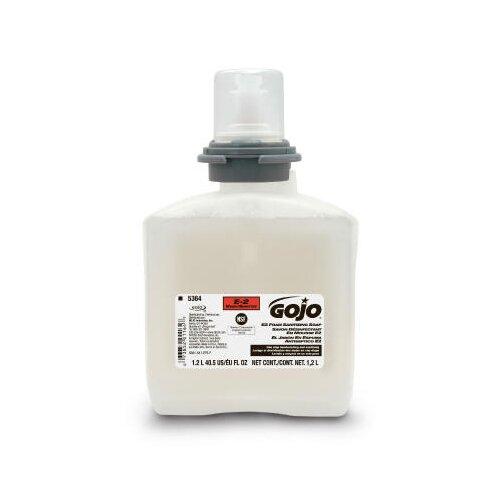 Gojo E2 Foam Sanitizing Soap - 1200 ml
