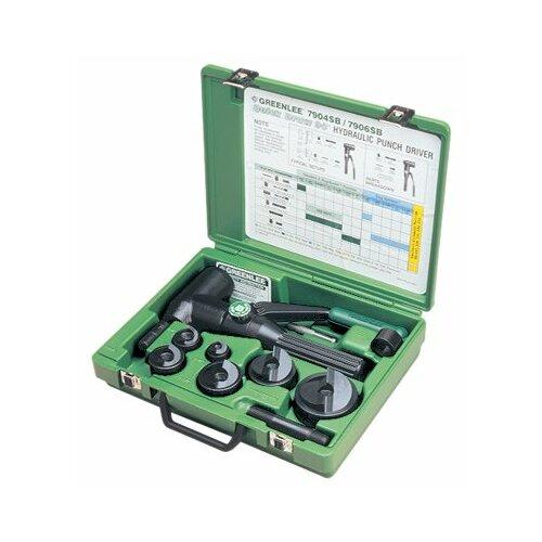 Greenlee Quick Draw® Hydraulic Punch Kits