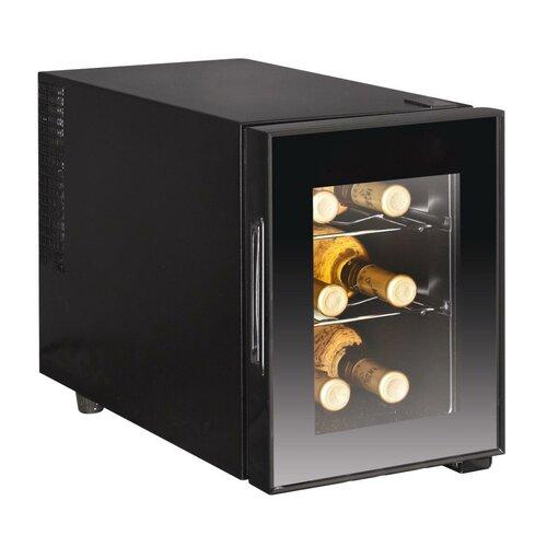 Igloo 6 Bottle Single Zone Wine Refrigerator