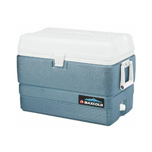 Igloo Igloo   Maxcold Series Ice Chests 50 Qt Maxcold Ice Blue 2P 385 13018   50 qt maxcold ice blue 2p